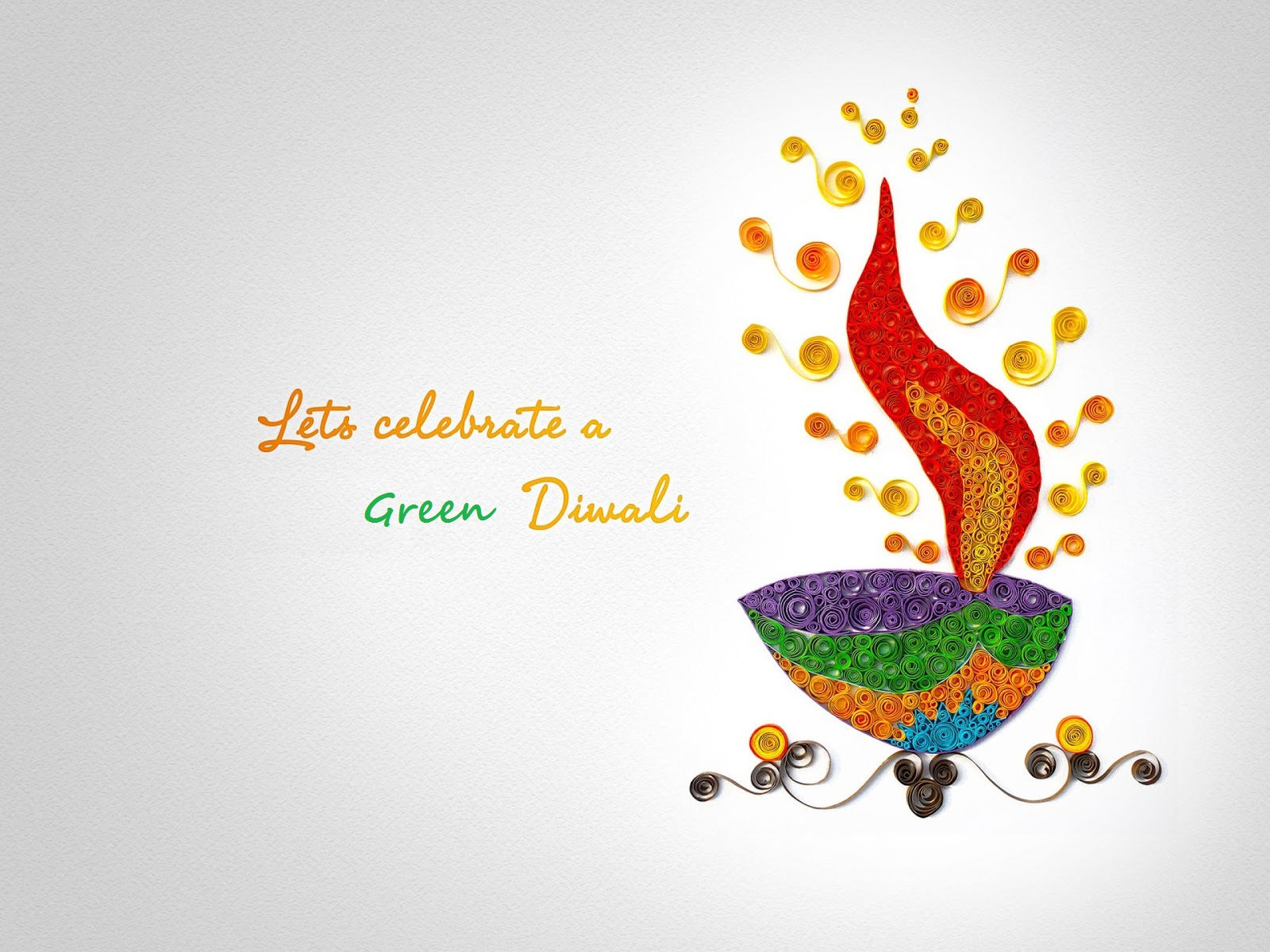 Eco Friendly Diwali Images for Whatsapp