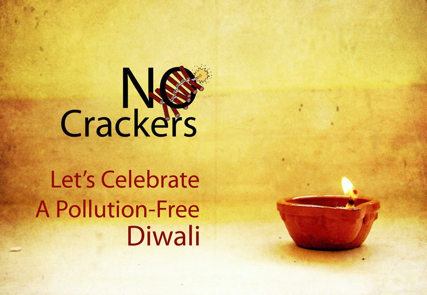 Go Green Diwali Status 2018