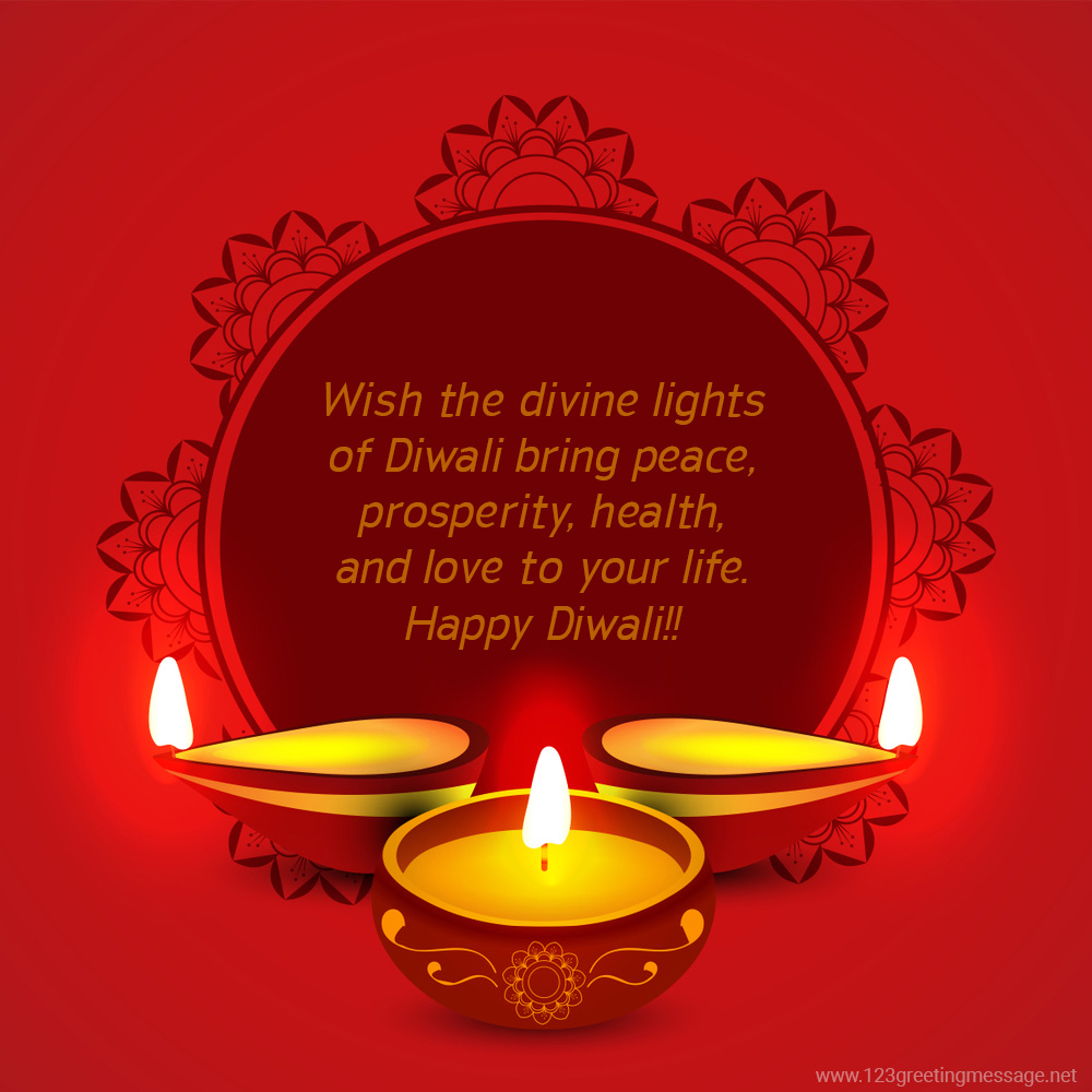 Happy Deepavali Messages 2019