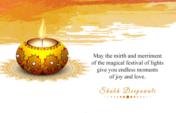 Happy Deepawali SMS & Messages for Wife