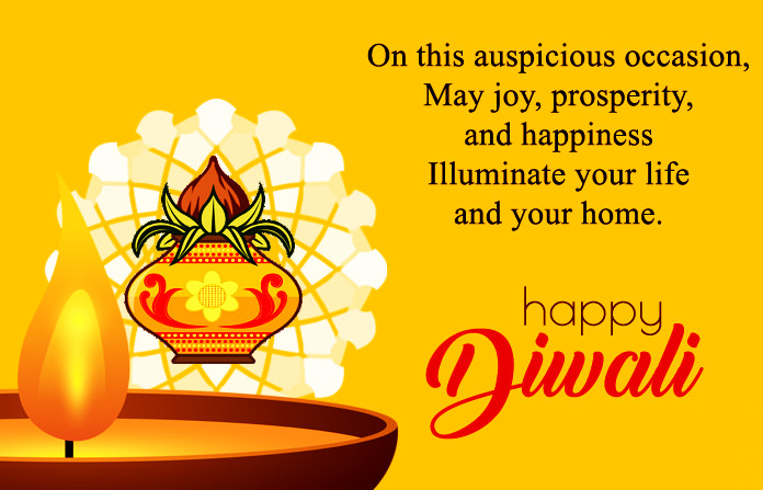 Happy Deepawali SMS & Quotes for family