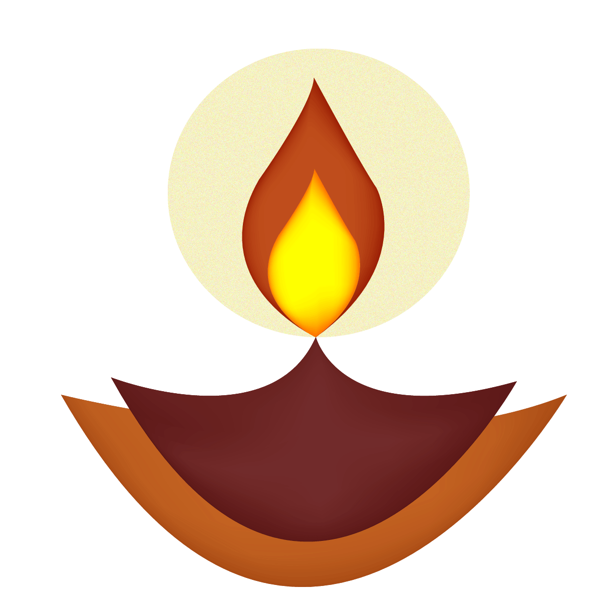 Happy Diwali Clipart 2018