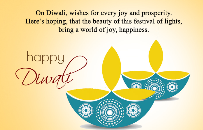 Happy Diwali Messages for Friends 2019