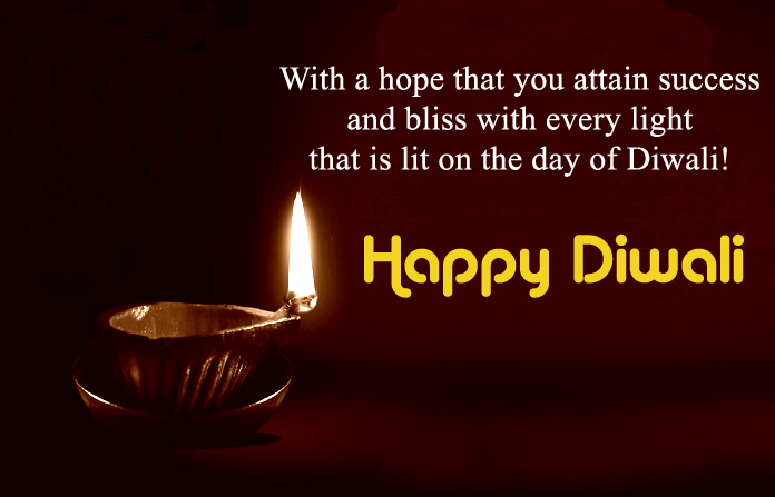 Happy Diwali SMS for Friends