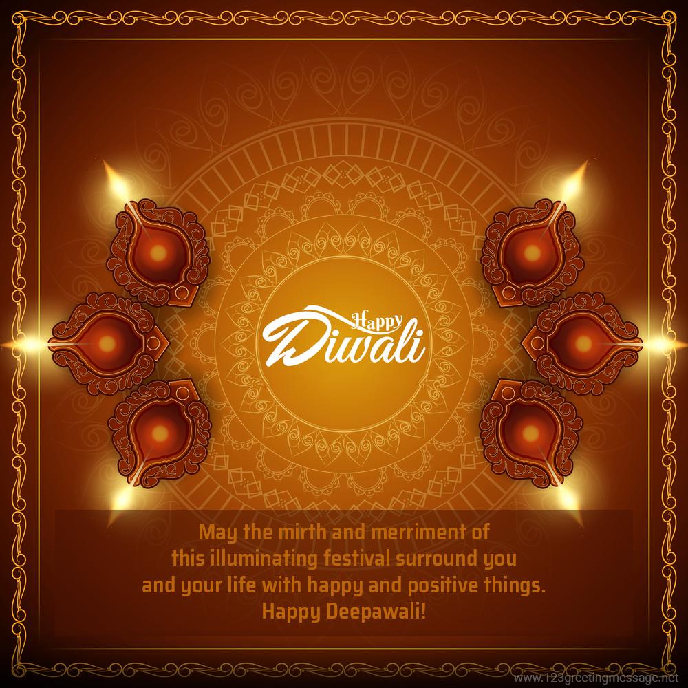 Happy Diwali Wishes in advance 2018