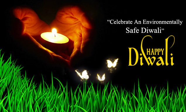 Happy and Safe Diwali Wallpapers