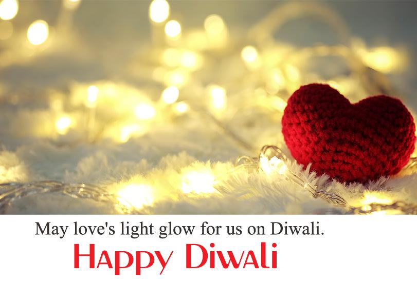 Romantic Diwali Wishes Crush & Fiance