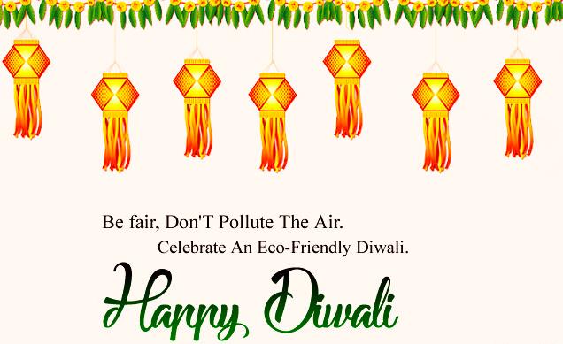 Wish you Happy and Safe Diwali 2018