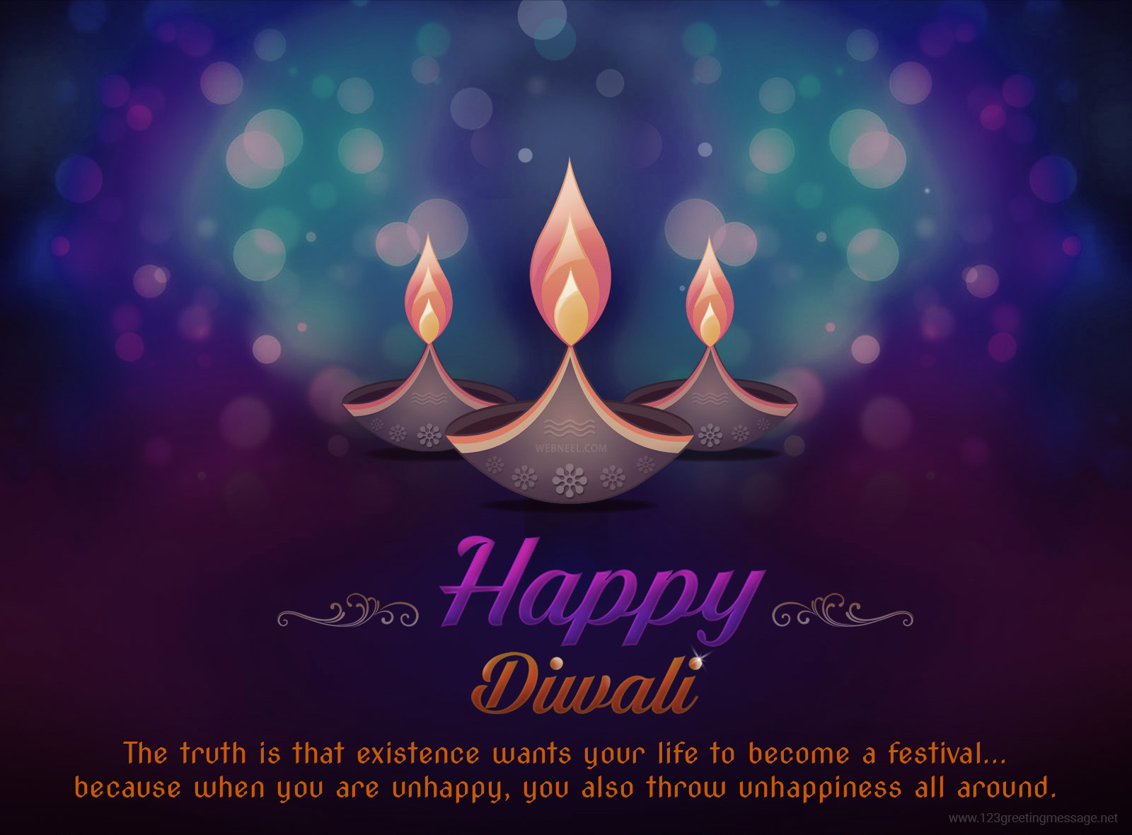 Wishing You a Very Happy and Prosperous Diwali {Deepavali} 2021