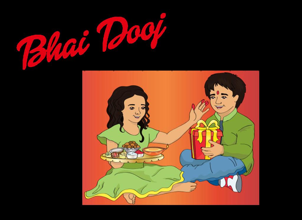 Bhai Dooj Stickers free