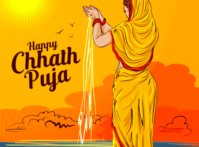 Chhath Puja Wishes 2019