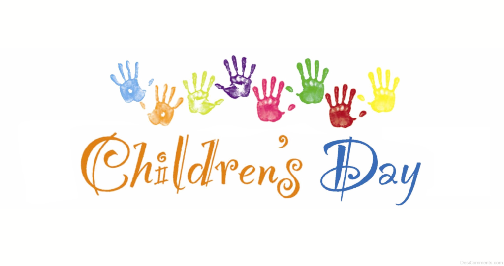 Childrens Day Cartoon Stickers for Whatsapp