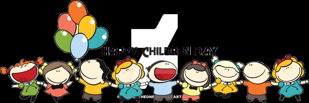 Children's Day Cartoon Stickers for Whatsapp