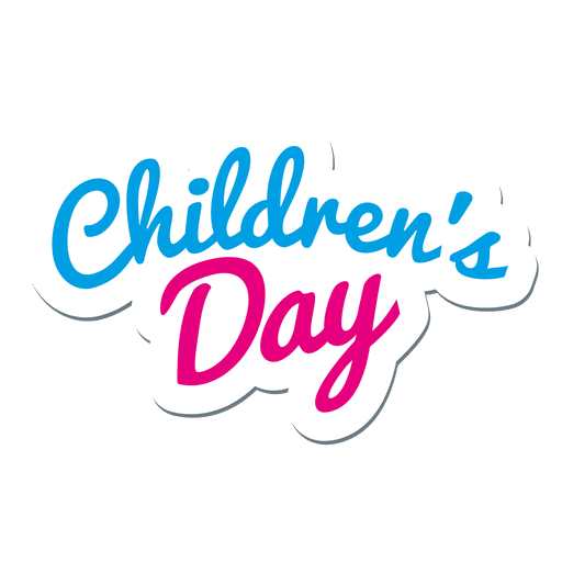 Childrens Day Stickers