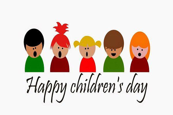 Children's Day Sticker's for Facebook & Hike