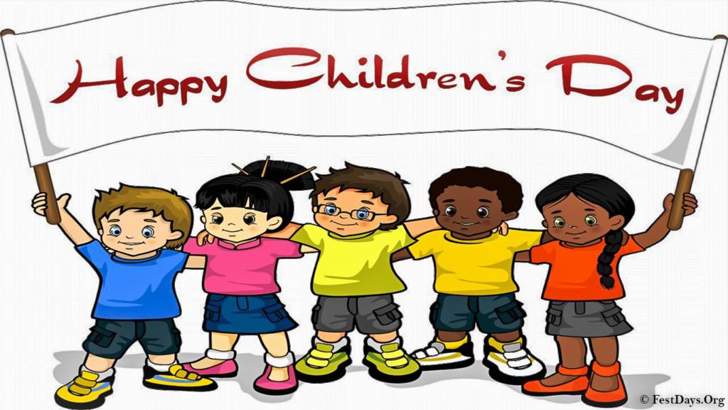 Children's Day Whatsapp Stickers