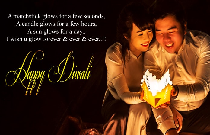 Diwali Love Images for Couple