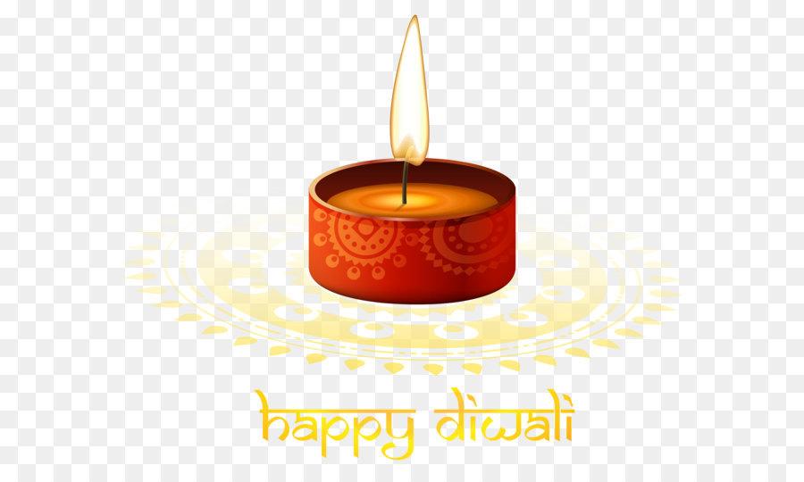 Diwali Sticker with Diya for Whatsapp
