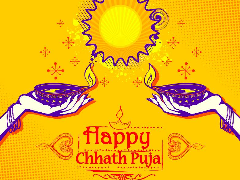 Happy Chhath Puja 2018