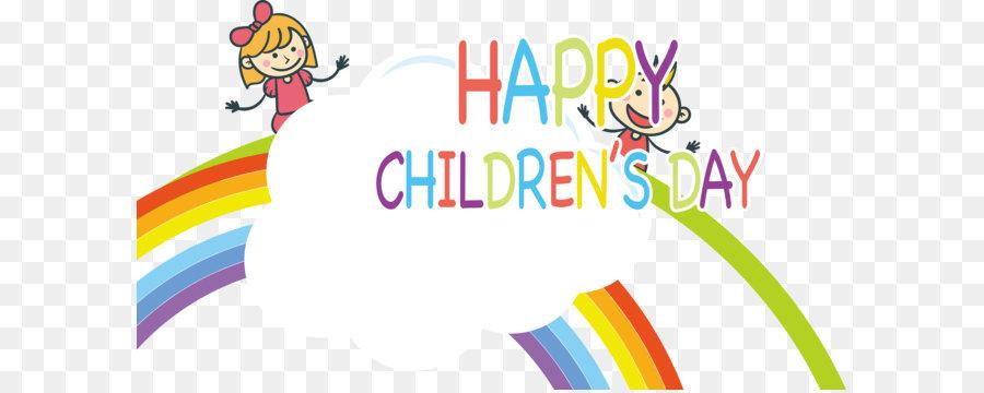 Happy Childrens Day Stickers