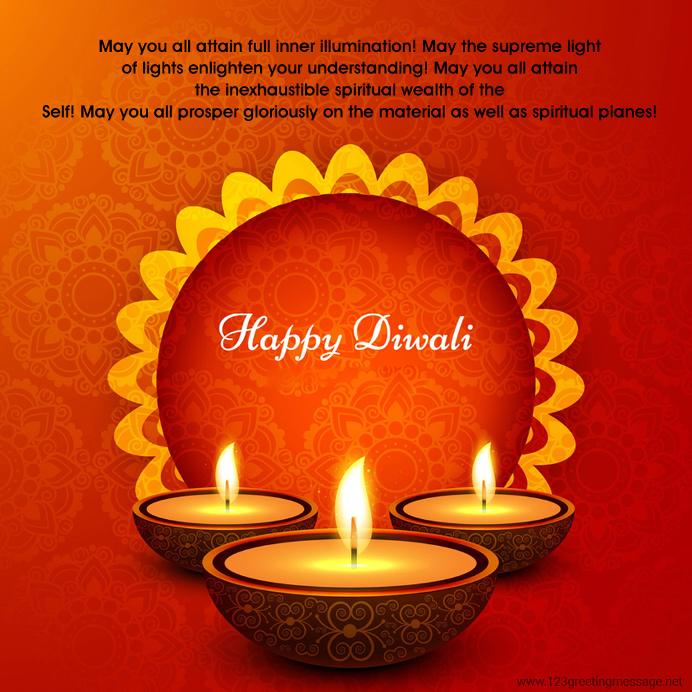 Happy Deepavali Thoughts