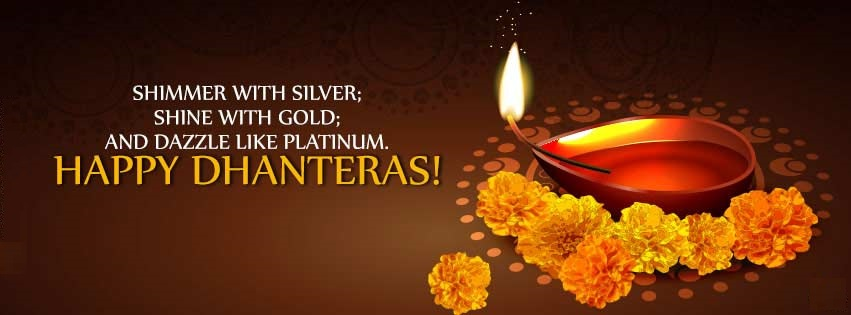 Happy Dhanteras Banners