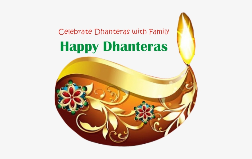 Happy Dhanteras Whatsapp Stickers