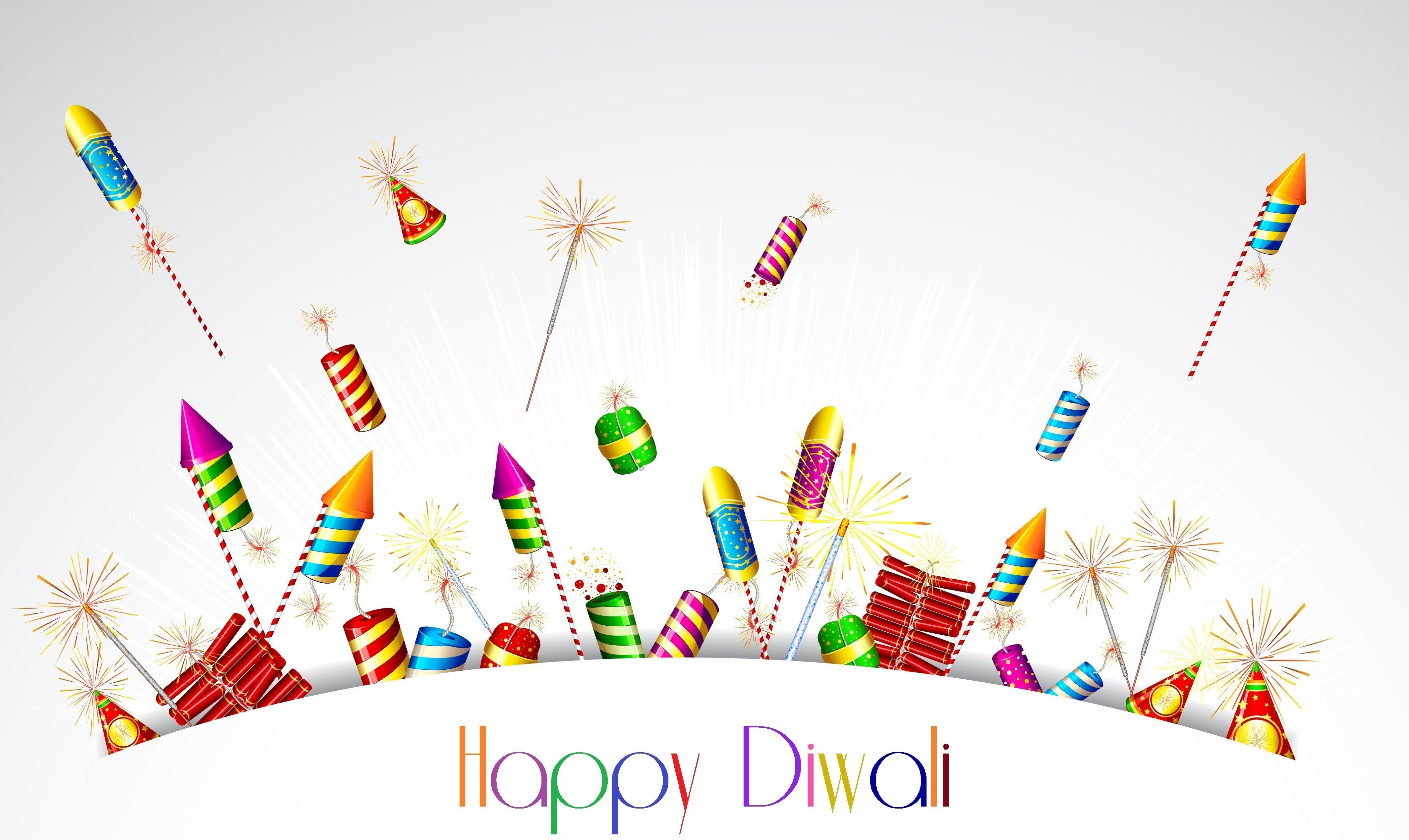 Happy Diwali Fireworks Images HD