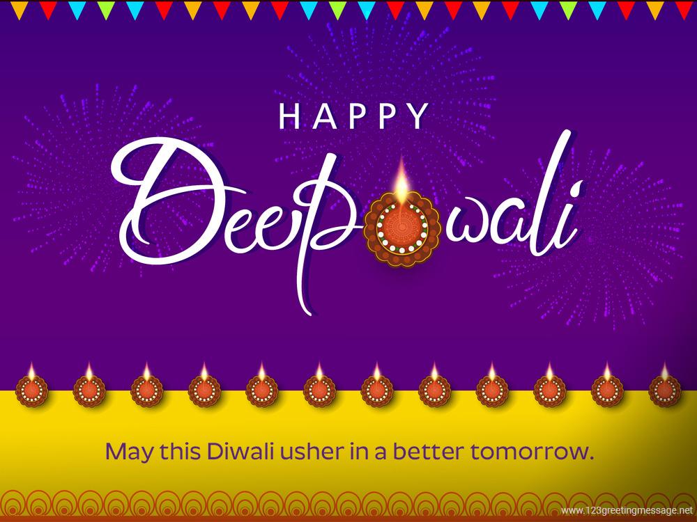 Romantic Happy Diwali Love Images
