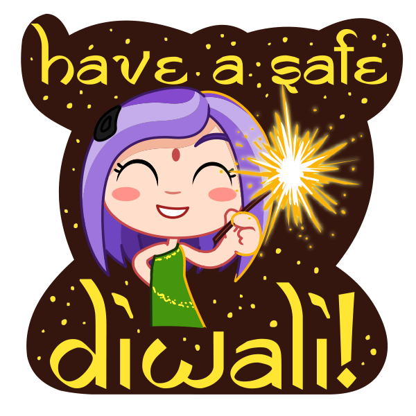 Whatsapp Stickers for Diwali 2021