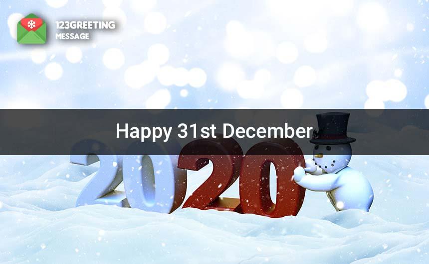 31st December Images HD