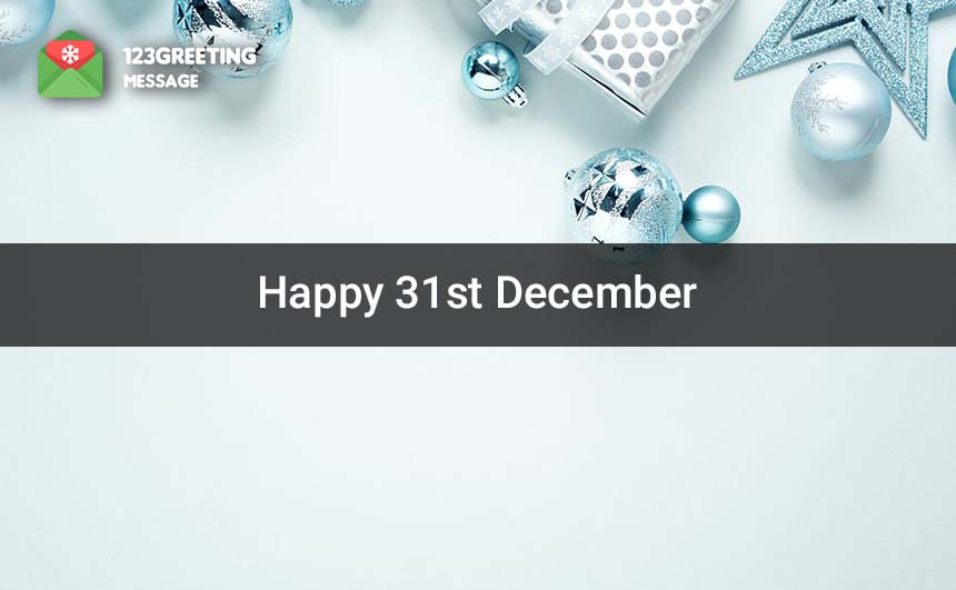 31st December Images for Whatsapp