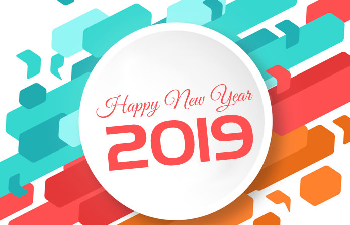 Advance Happy New Year 2019 Images for Whatsapp