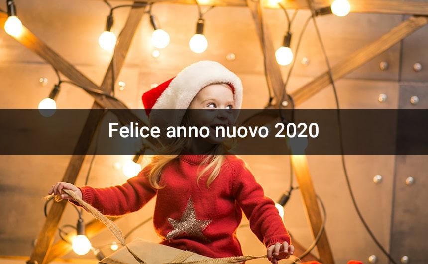Felice Anno Nuovo 2020 Immagini Sfondi Immagini