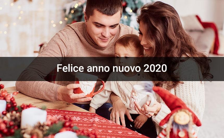Felice Anno Nuovo 2020 Immagini