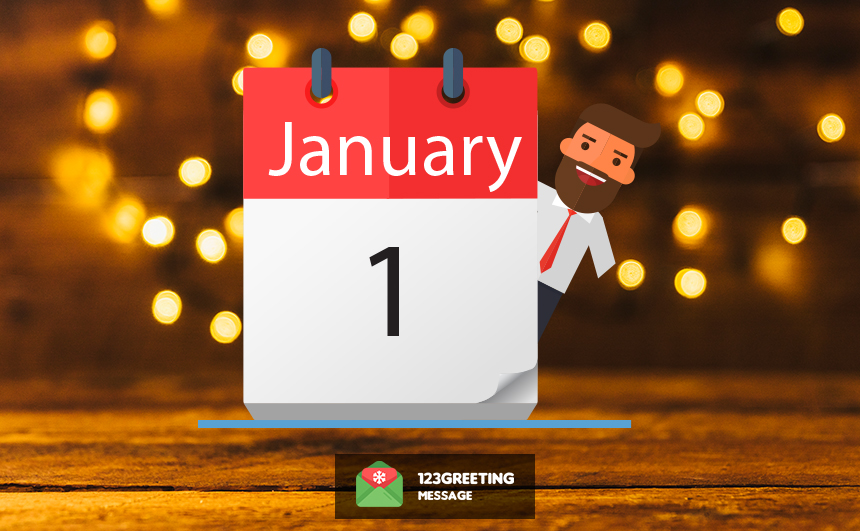 Happy 1st January 2020 Quotes & Greetings