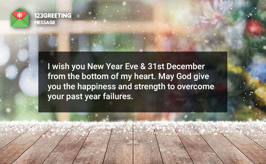 31st December Wishes Messages Sms Whatsapp Status