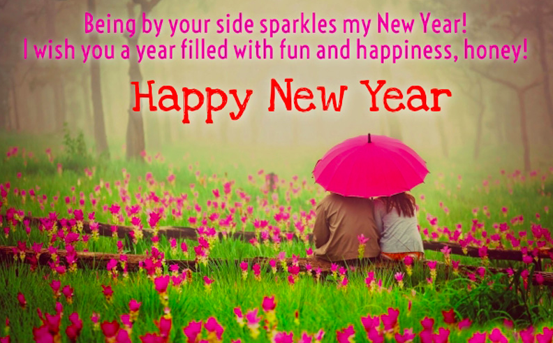 Happy New Year 2020 Images for Lovers