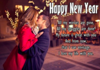 Happy New Year 2019 Images for Wife & Husband