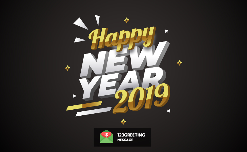 Happy New Year 2019 Instagram Captions