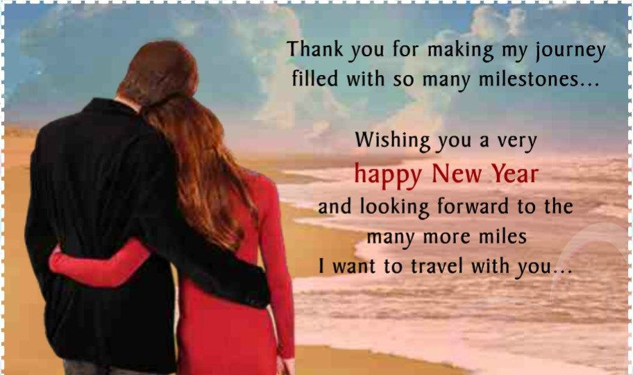 Happy New Year 2019 Wishes & Greetings for Love Couples