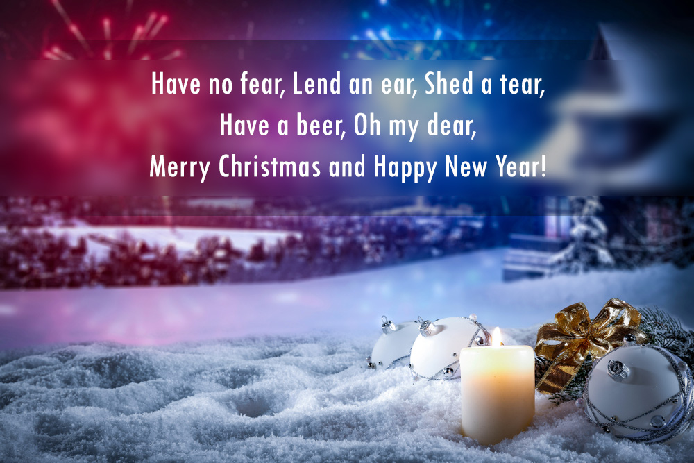 Happy New Year 2020 Wishes for Family & Friends