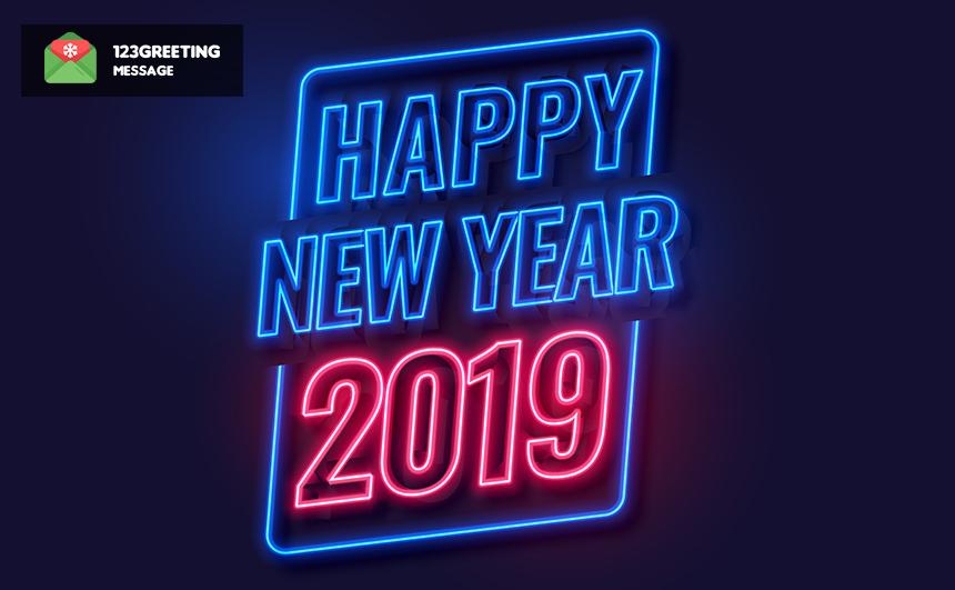 Happy New Year 2k19 Photos