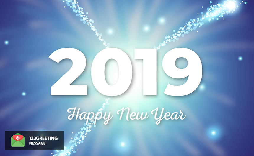 Happy New Year 2k19 Wallpapers