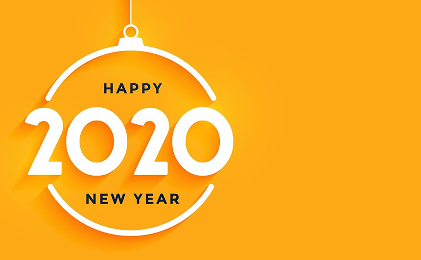 Happy New Year 2k20 Images for Whatsapp