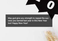 Happy New Year Captions & Hashtags