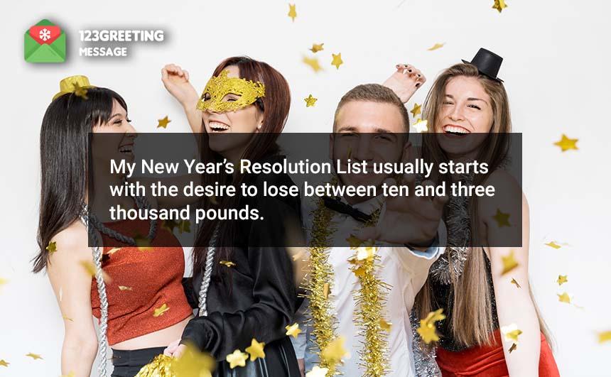 Happy New Year Slogans