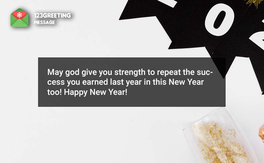 Happy New Year Wishes For Bosses & Colleagues