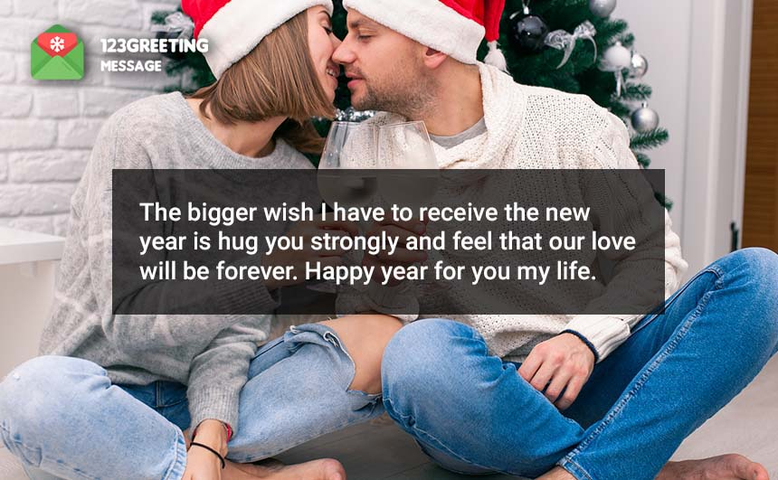 Happy New Year Wishes for Girlfriend, Boyfriend & Lovers