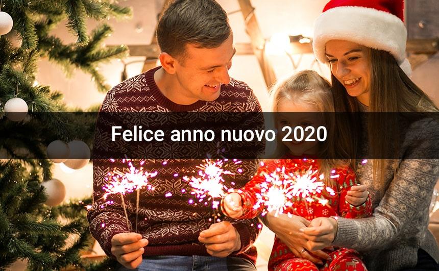 Immagini Di Buon Anno 2020